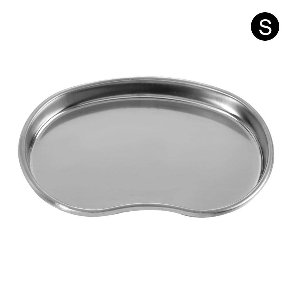 S//M//L-Beh/älter-Edelstahl-Desinfektions-Werkzeug-T/ätowierung f/ür zahnmedizinische Augenbraue-Lippent/ätowierung