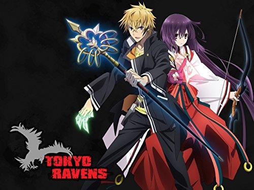 Amazon Com Tokyo Ravens Season 1 Part 1 Amazon Digital
