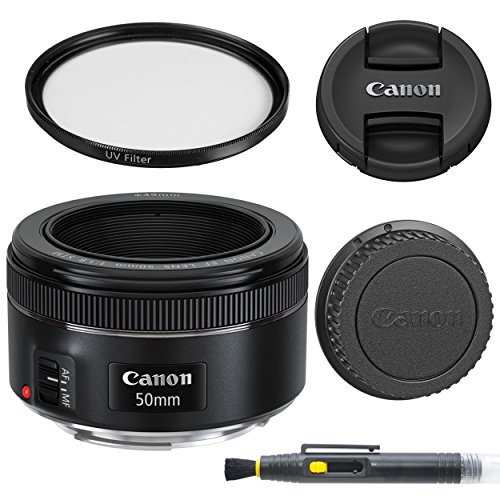 Canon EF 50mm f/1.8 STM International Version