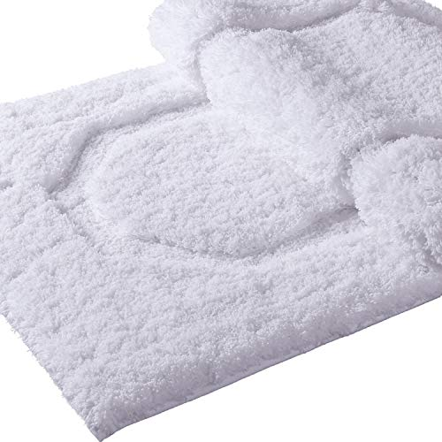 Top 10 Bath Mats With Rubber Backing Of 2019 No Place