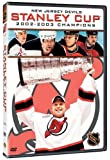 New Jersey Devils Stanley Cup 2002-2003 Champions