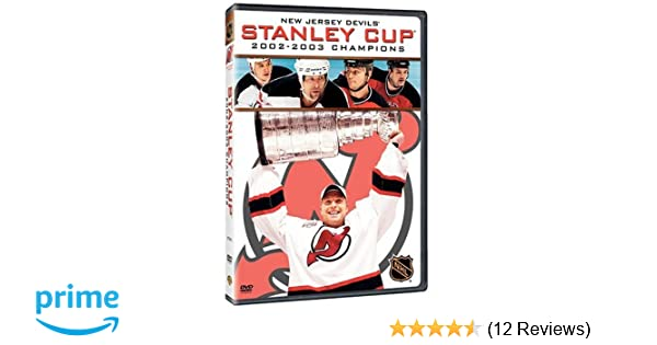 Amazon.com  New Jersey Devils Stanley Cup 2002-2003 Champions  Whoopi  Goldberg 2a6700632
