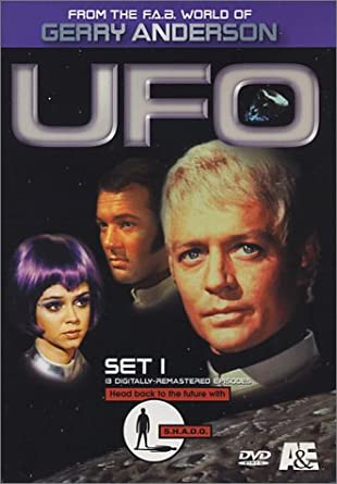 Amazon com: UFO, Set 1: Ed Bishop, Mel Oxley, Dolores Mantez