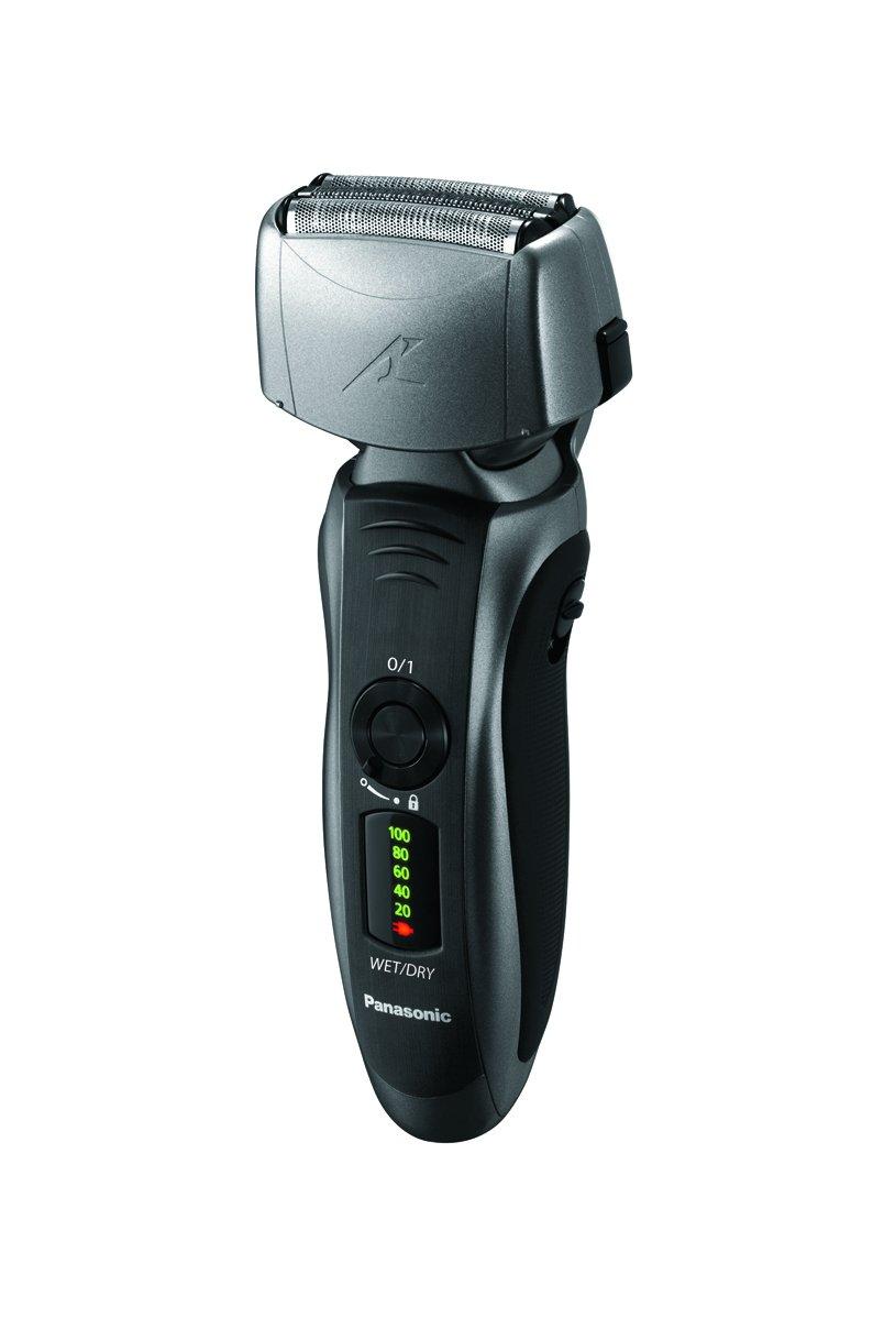 Panasonic ES-LT33-S Arc3 Electric Razor, Men's 3-Blade Cordless, Wet or Dry Operation