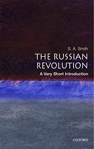 The Russian Revolution: A Very Short Introduction