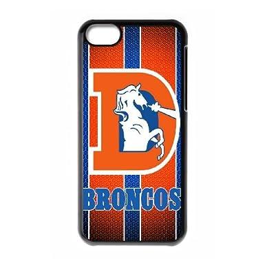 Denver Broncos Old School Logo F62Vs 154Pvh iPhone 5C Cell Phone Case Black  HiFtGg Phone Cases Clear Hard  Amazon.co.uk  Electronics e6c968c87