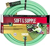 Swan SNSS34075 Soft And Supple 3/4-Inch x 75-Foot Green Garden Hose