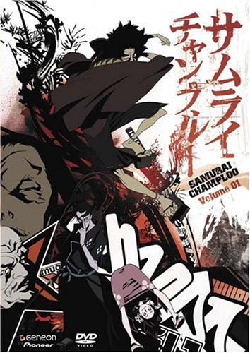 Amazon.com: Samurai Champloo, Volume 1 (Episodes 1-4 ...