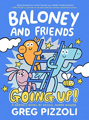 Book Cover: Baloney and Friends: Going Up!