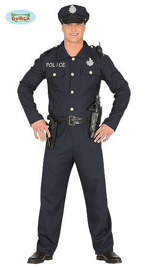 Guirca 88171 - Policia Adulto Talla M 48-50