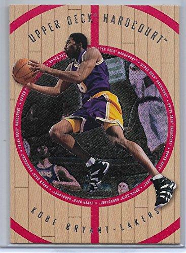 1998-99 Upper Deck Hardcourt Basketball Kobe Bryant Card # 1
