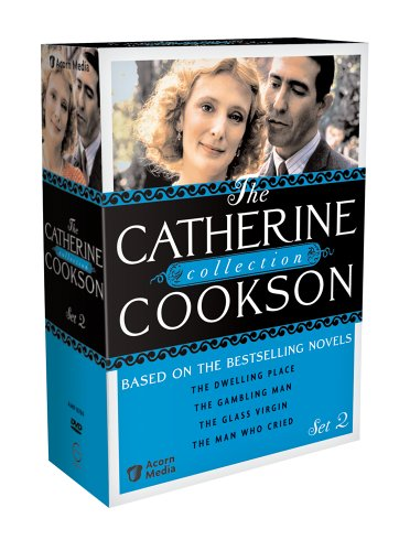 The Catherine Cookson Collection (The Dwelling Place / The Gambling Man / The Glass Virgin / The Man Who Cried)