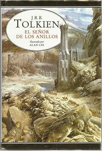 EL SEÑOR DE LOS ANILLOS: Amazon.es: Tolkien, J. R. R./Lee (Ilustrador), Alan/Horne (Traductor), Matilde/Doménech (Traductor), Luis/Masera (Traductor), Rubén: Libros