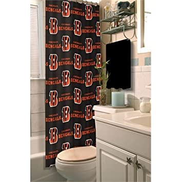 NFL England Patriots Shower Curtain The Northwest Company 1NFL903000076RET