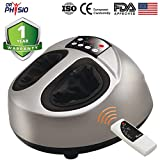 Dr Physio (USA) Electric Powerful Shiatsu Foot Massager Machine...