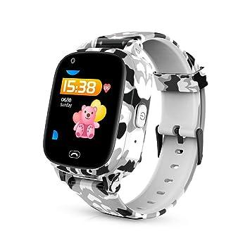 Famyfamy Smartwatch LEC2PRO 4G SIM Tarjeta Wi-Fi Niños Reloj ...