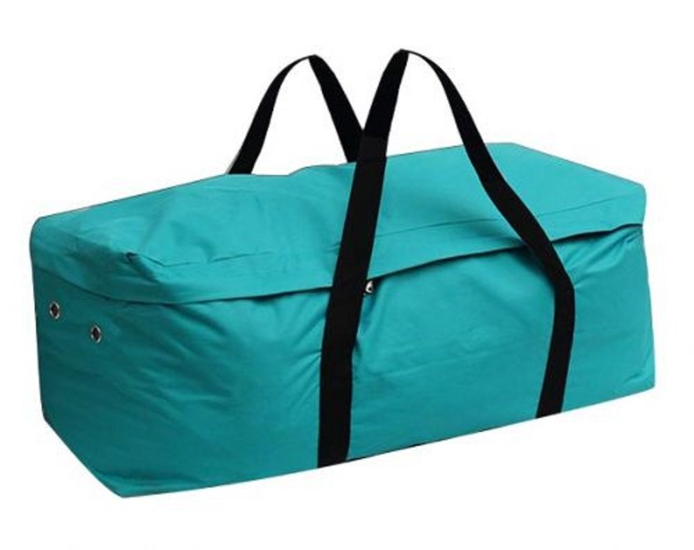 "Showman TEAL Water Resistant Average 39"" Long Hay"