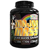 VMI Sports, Major Mass Lean Mass Gainer, Marshmallow Charms, 60 Scoops (4 lbs.), Protein Powder with...