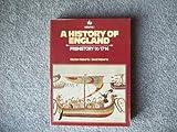 A History of England, Clayton Roberts and David Roberts, 0133900053
