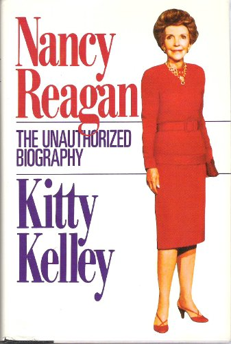 Nancy Reagan by Kitty Kelley