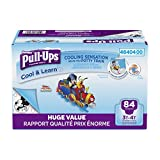 : Pull-Ups Cool & Learn Training Pants for Boys, 3T-4T, 84 Count (Packaging May Vary)