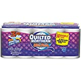 Quilted Northern Ultra Plush Bathroom Tissue 176 Sheet/Roll 3-Ply - 30 Rolls/Pk