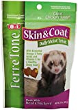 8 In 1 FerreTone Skin and Coat Daily Moist Treat, Chicken, 3-Ounce