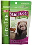 Eight in One (8 In 1) 8 In 1 FerreTone Skin and Coat Daily Moist Treat, Chicken, 3-Ounce