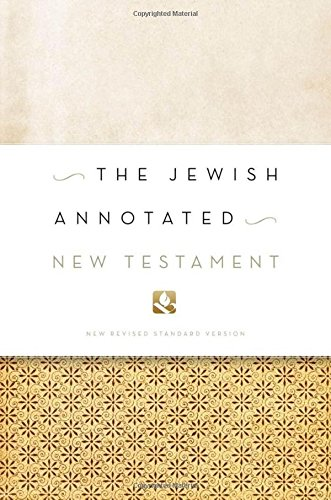 Pdf Bibles The Jewish Annotated New Testament