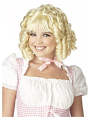 Sugar And Spice Halloween Costumes - Sugar N Spice Wig (Blonde;One