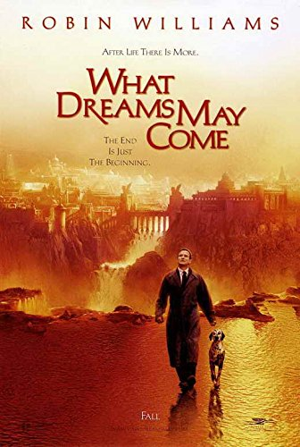 Image result for what dreams may come poster