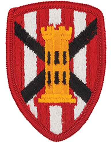 Engineer Brigade Patch - 7th Engineer Brigade Full Color Dress Patch