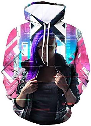 Sudadera Cyberpunk