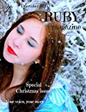 RUBY magazine December 2017: Your voice, your story