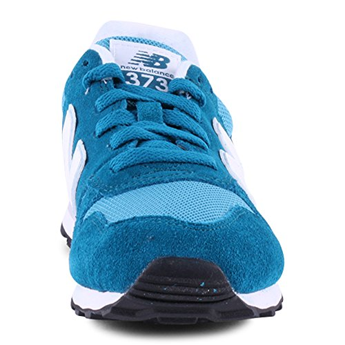 New Balance WL373 Womens Suede & Synthetic Trainers Teal - 36.5 EU