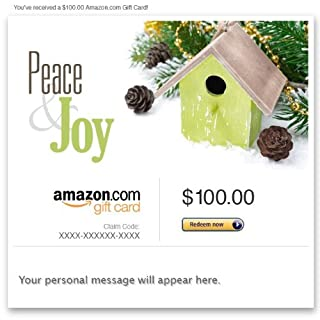 Amazon Gift Card - Email - Peace and Joy (B00G4IUYRQ) | Amazon price tracker / tracking, Amazon price history charts, Amazon price watches, Amazon price drop alerts