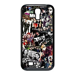S4 Hard Case, MCR My Chemical Romance Hardshell Snap On Case Cover Protector for Samsung Galaxy S4 IV i9500