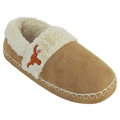 (College Edition NCAA Texas Longhorns Women's Alinea Line Shoes, Chestnut, X-Large)