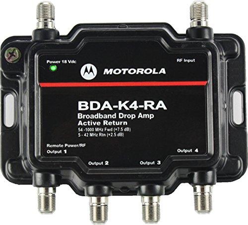 Motorola Cable Amplifier : Motorola signal booster port cable modem tv hdtv