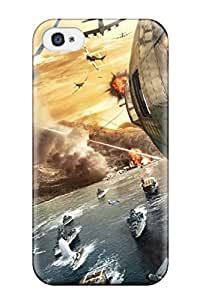 Oscar M. Gilbert's Shop Durable Protector Case Cover With Battlestations Pacific Hot Design For Iphone 4/4s