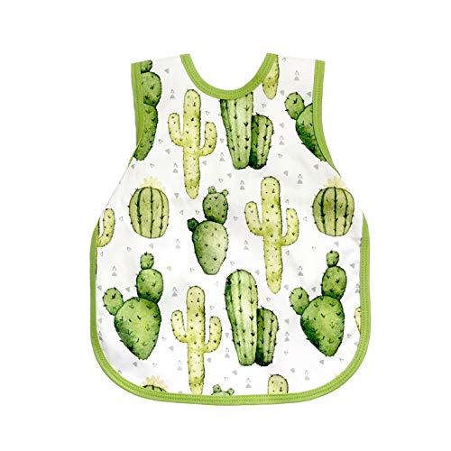 Desert Cactus Toddler Bapron for 6m-3T