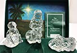 Marquis by Waterford Crystal Nativity The Shepherds & Their Flock