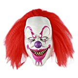 MICG Scary Voldemort Halloween Mask Horror Clown Joker Demon Cosplay Costume Masks