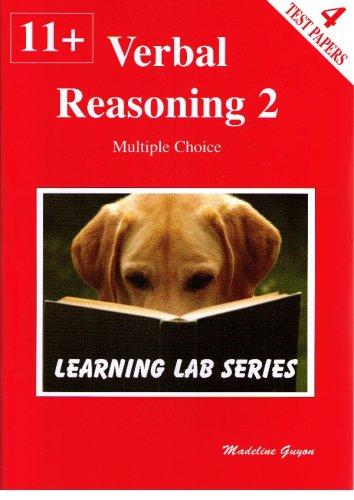 11+ Practice Papers: Bk. 2: Verbal Reasoning Multiple Choice