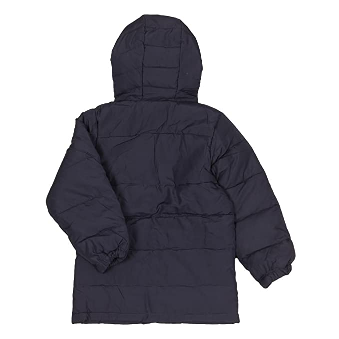 39f105779 Lyle and Scott Junior - Down Puffa Coat, Deep Indigo: Amazon.co.uk: Clothing