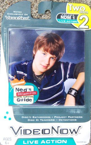 Videonow Personal Video Disc 2 Pack Neds Declassified School Survival Guide Bathrooms Project Partners Teachers Amp Detentions Buy Online In Aruba At Aruba Desertcart Com Productid 12645413