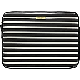Kate Spade Printed Sleeve for Microsoft Surface Pro 3 - Black/Cream