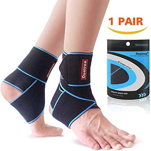 Adjustable Compression Sprained Achilles Dualeco product image