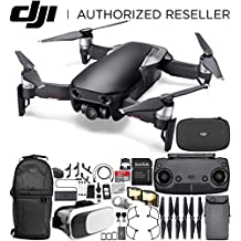 DJI Mavic Air Drone Quadcopter (Onyx Black) Everything You Need Starters Bundle