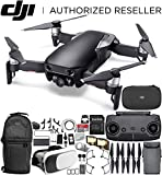 DJI Mavic Air Drone Quadcopter Onyx Black Everything You Need Starters Bundle